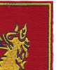 326th Airborne Field Artillery Battalion Patch | Upper Right Quadrant