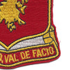 326th Airborne Field Artillery Battalion Patch | Lower Right Quadrant