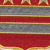 258th Field Artillery Battalion Patch | Center Detail