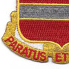 258th Field Artillery Battalion Patch | Lower Left Quadrant