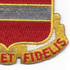 258th Field Artillery Battalion Patch | Lower Right Quadrant