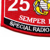 2571 Special Radio Operator MOS Patch | Lower Left Quadrant