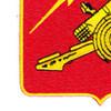 80th Anti Aircraft Field Artillery Battalion Patch | Lower Left Quadrant