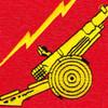 80th Anti Aircraft Field Artillery Battalion Patch | Center Detail