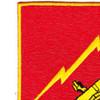 80th Anti Aircraft Field Artillery Battalion Patch | Upper Left Quadrant