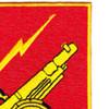80th Anti Aircraft Field Artillery Battalion Patch | Upper Right Quadrant