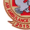 2515th Air Ambulance Detachment Patch Desert | Lower Left Quadrant