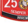 2511 Wireman MOS Patch   Lower Left Quadrant