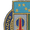 250th Military Intelligence Battalion Patch | Upper Left Quadrant