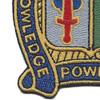 250th Military Intelligence Battalion Patch | Lower Left Quadrant