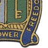 250th Military Intelligence Battalion Patch | Lower Right Quadrant