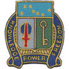 250th Military Intelligence Battalion Patch
