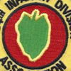 24th Infantry Division Patch Victory Division Association | Center Detail