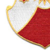 24th Field Artillery Regiment Patch | Lower Left Quadrant