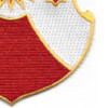 24th Field Artillery Regiment Patch | Lower Right Quadrant