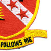 24th Field Artillery Division Patch | Lower Right Quadrant