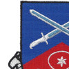 249th Infantry Regiment Patch | Upper Left Quadrant