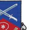 249th Infantry Regiment Patch | Upper Right Quadrant
