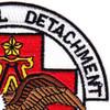 247th Aviation Medical Detachment Air Ambulance Patch | Upper Right Quadrant