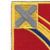 246th Field Artillery Regiment Patch DUI | Upper Left Quadrant