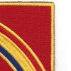 246th Field Artillery Regiment Patch DUI | Upper Right Quadrant