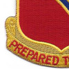 246th Field Artillery Regiment Patch DUI | Lower Left Quadrant