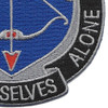 245th Army Aviation Regiment Patch | Lower Right Quadrant