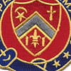 245th Field Artillery Regiment Patch | Center Detail