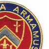 245th Field Artillery Regiment Patch | Upper Right Quadrant