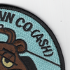 242nd Aviation Company Assault Support Helicopter Patch   Upper Right Quadrant