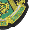 240th Cavalry Regiment Patch | Lower Right Quadrant