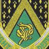 240th Cavalry Regiment Patch | Center Detail