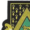240th Cavalry Regiment Patch | Upper Left Quadrant