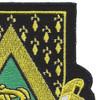 240th Cavalry Regiment Patch | Upper Right Quadrant