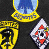 23rd Tactical Fighter Wing Gaggle Patch | Center Detail