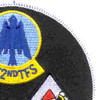 23rd Tactical Fighter Wing Gaggle Patch | Upper Right Quadrant