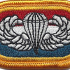 20th Special Forces Group Airborne Oval BPB USA Patch | Center Detail