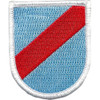 20th Special Forces Group Airborne Flash Patch