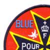 20th Regiment 2nd Battalion Aerial Field Artillery Patch | Upper Left Quadrant