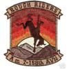 7th Squadron 158th Avaition Regiment A Company Patch