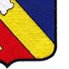 20th Infantry Regiment Patch Sykes Regulars | Lower Right Quadrant