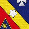 20th Infantry Regiment Patch Sykes Regulars | Center Detail