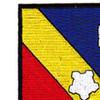 20th Infantry Regiment Patch Sykes Regulars | Upper Left Quadrant