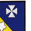 20th Infantry Regiment Patch Sykes Regulars | Upper Right Quadrant