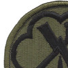 207th Military Intelligence Brigade Patch | Upper Left Quadrant