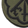 207th Military Intelligence Brigade Patch | Lower Left Quadrant