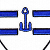 207th Infantry Regiment Patch | Center Detail