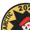 207th Airborne Infantry Group Patch-B Version | Upper Left Quadrant