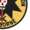 207th Airborne Infantry Group Patch-B Version | Lower Right Quadrant