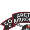 207th Airborne Infantry Group C Company 6th Battalion Patch | Upper Left Quadrant